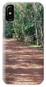 Path Into The Jungle IPhone Case