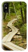 Path Into Unknown IPhone Case