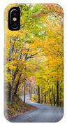 Path Of Many Colors IPhone Case by Parker Cunningham