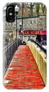 Path To Ellicott City IPhone Case