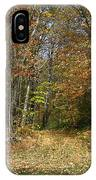 Path To Joiner Brook IPhone Case