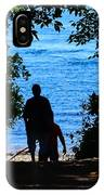 Path To Paradise IPhone Case