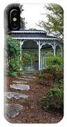 Path To The Gazebo IPhone Case