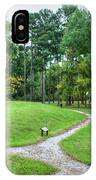 Path To The Mound IPhone Case