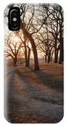 Path To The Sun IPhone Case