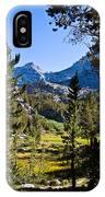 Path To Treasure Lakes IPhone Case