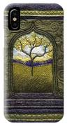 Pathway To Peace IPhone Case