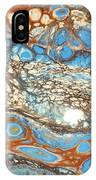 Patina Vanes  IPhone Case