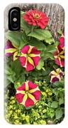 Patio Container Garden IPhone Case