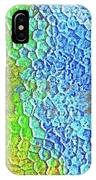 Patio Table IPhone Case