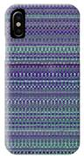 Pattern 128 IPhone Case