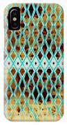 Pattern 179 IPhone Case