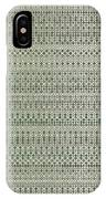 Pattern 82 IPhone Case