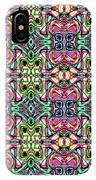 Pattern 8326 IPhone Case