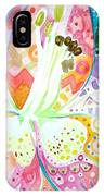 Pattern And Form II IPhone Case
