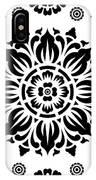 Pattern Art 01-2 IPhone Case