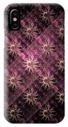 Pattern Of Stars IPhone Case