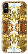 Patterns In Stone - 146b IPhone Case