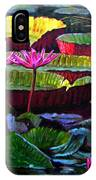 Patterns Of Color And Light IPhone Case