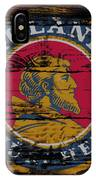 Paulaner Beer Sign 1a IPhone Case