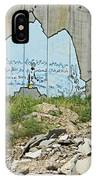 Peace Messages IPhone Case