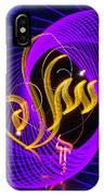 Peace - Salam In Arabic IPhone Case