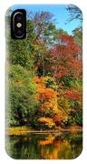 Peaceful Calm - Allaire State Park IPhone Case