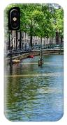 Peaceful Canal IPhone Case