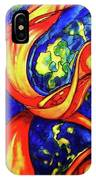 Peaceful Coexistence IPhone Case