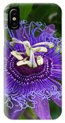 Peaceful Passion IPhone Case