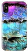 Peaceful Planet IPhone Case