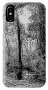 Peaceful Trees IPhone Case