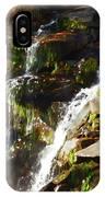 Peaceful Waterfall IPhone Case