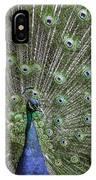 Peacock 1 IPhone Case