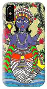 Matsya An Avatar Of Hundi God Vishnu  IPhone Case