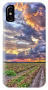 Peanuts, Clouds And Sun IPhone Case