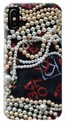 Pearls 4 IPhone Case