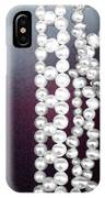 Pearls IPhone Case