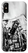 Pearly Kings And Queens Of London Hoxton Brick Lane IPhone Case