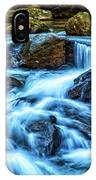 Pearsons Falls On Colt Creek IPhone Case