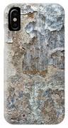Peeling Wall. IPhone Case