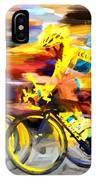 Pelaton Six IPhone Case