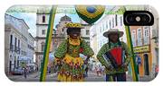 Pelourinho - Historic Center Of Salvador Bahia IPhone Case