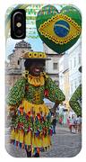 Pelourinho - Historic Center Of Salvador Bahia IPhone Case