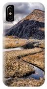 Pen Yr Ole Wen Mountain IPhone Case