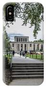 Penn State Library  IPhone Case