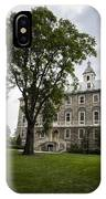 Penn State Old Main From Side  IPhone Case