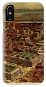 Pennsylvania Station 1910 IPhone Case