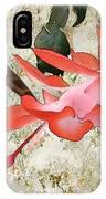 Penny Postcard Japonaise IPhone Case