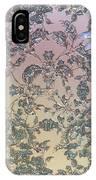 Penny Postcard Tiffany IPhone Case